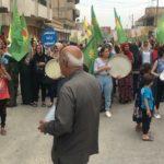 أهالي شمال وشرق سوريا ينتفضون ضد الهجمات التركية