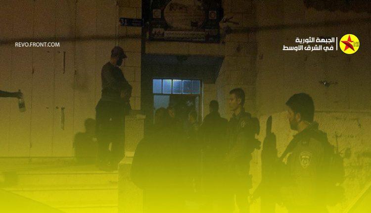 فلسطين – اعتقالات – نابلس