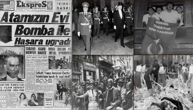 6-7 Eylül pogromunun üzerinden 65 yıl geçti.