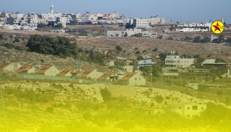 القدس – استيطان
