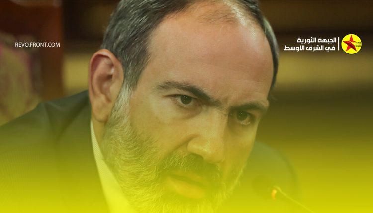 رئيس الوزراء الأرمني، نيكولباشينيان
