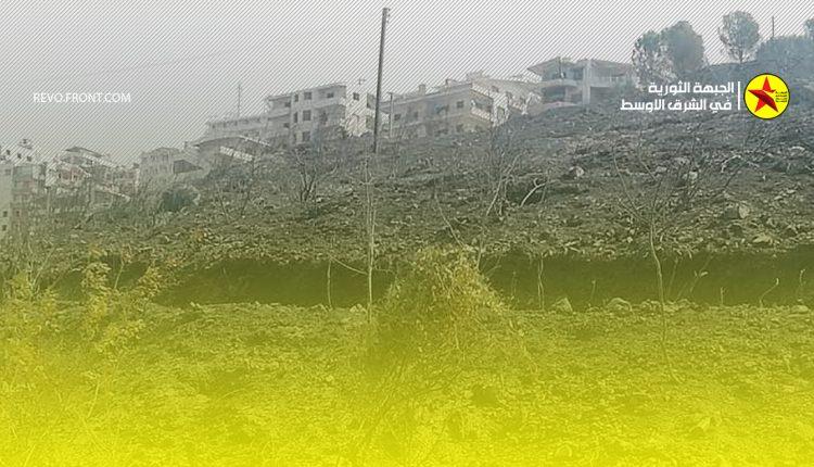 سورية – حرائق