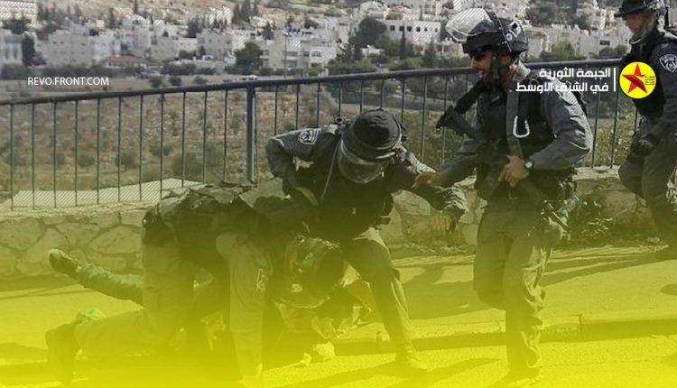 اعتقالات – فلسطين – نابلس
