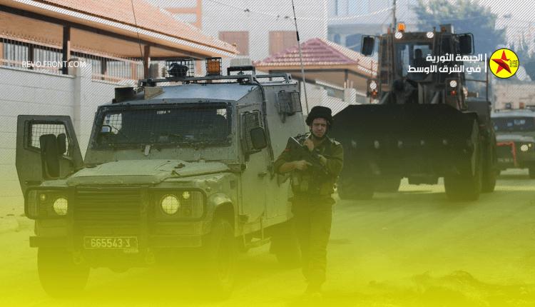 فلسطين – اعتقالات – الضفة الغربية