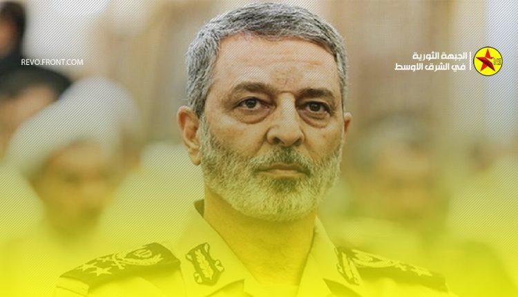 قائد الجيش الايراني