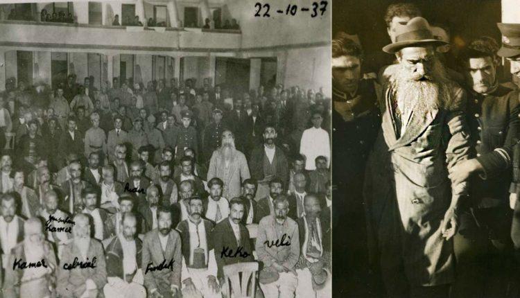 Dersim Katliamı Emrini Mustafa Kamal Atatürk Verdi