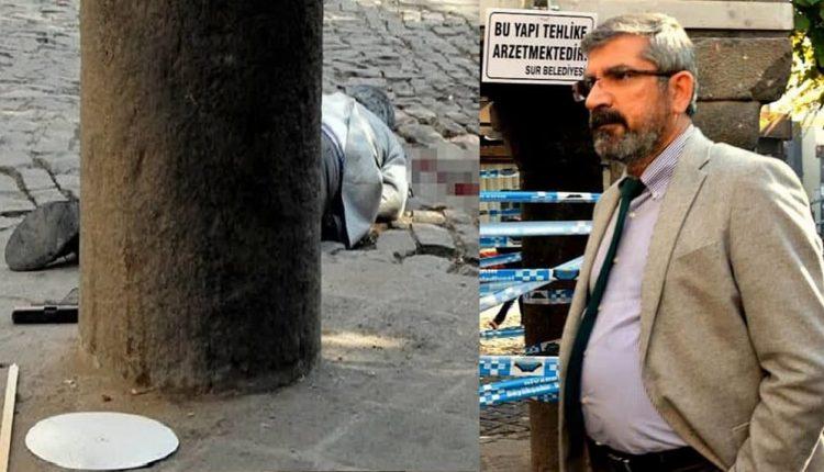 Tahir ELÇİ PKK, terör örgütü değildir dedi Öldürüldü