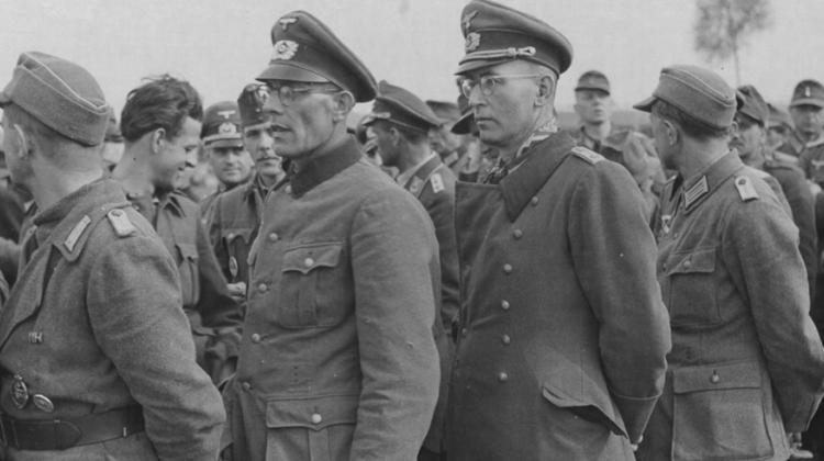 Karadeniz'de Nazi donanması