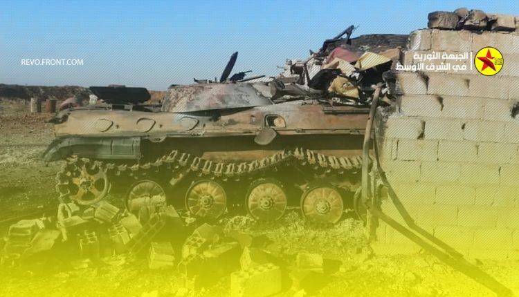 الجيش السوري – ريف الحسكة