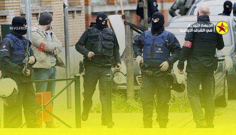 الشرطة اليونانية – جواسيس
