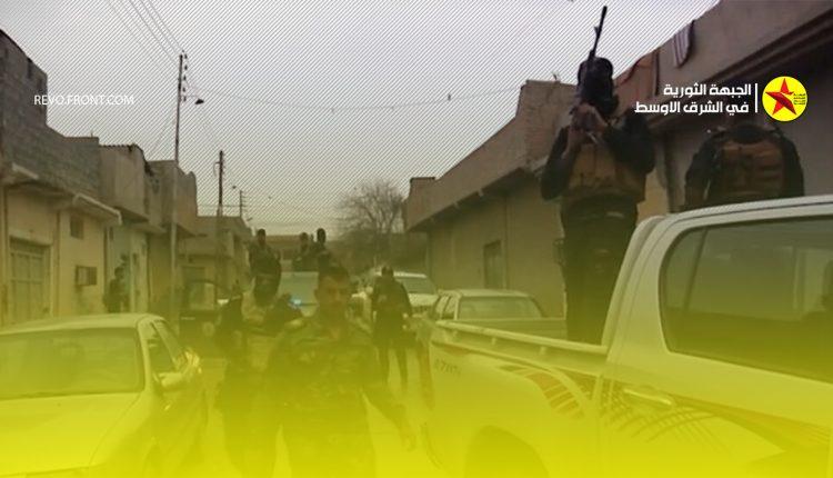 العراق – انتحاري