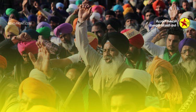 الهند – احتجاجات