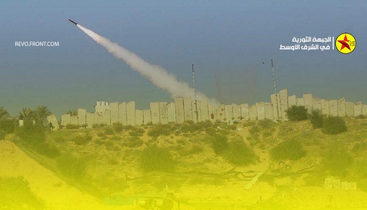 غزة – مناورات
