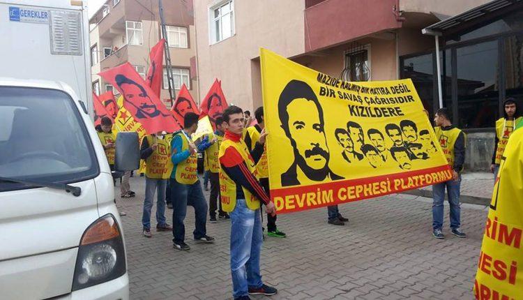 Nurtepe: 50-я годовщина основания Народно-освободительной партии – фронта Турции – THKP-C