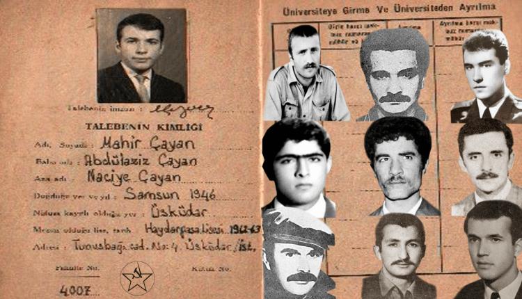 Kızıldere Şehitleri: 50-я годовщина основания Народно-освободительной партии – фронта Турции – THKP-C