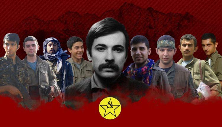 THKP-C_MLSPB: 50-я годовщина основания Народно-освободительной партии – фронта Турции – THKP-C