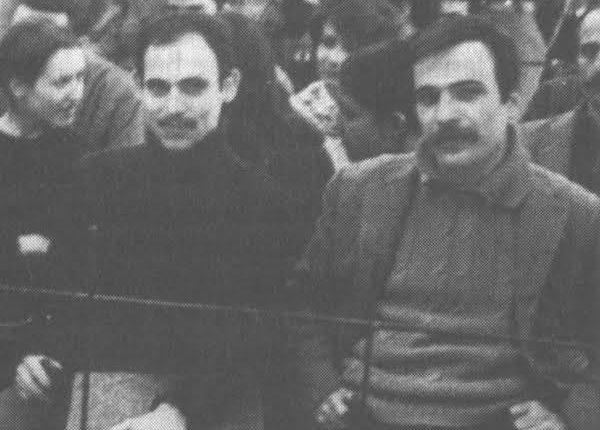 Ulaş Bardakçı_Mahir Çayan: 50-я годовщина основания Народно-освободительной партии – фронта Турции – THKP-C