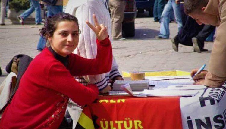 Betül Altındal: 50-я годовщина основания Народно-освободительной партии – фронта Турции – THKP-C