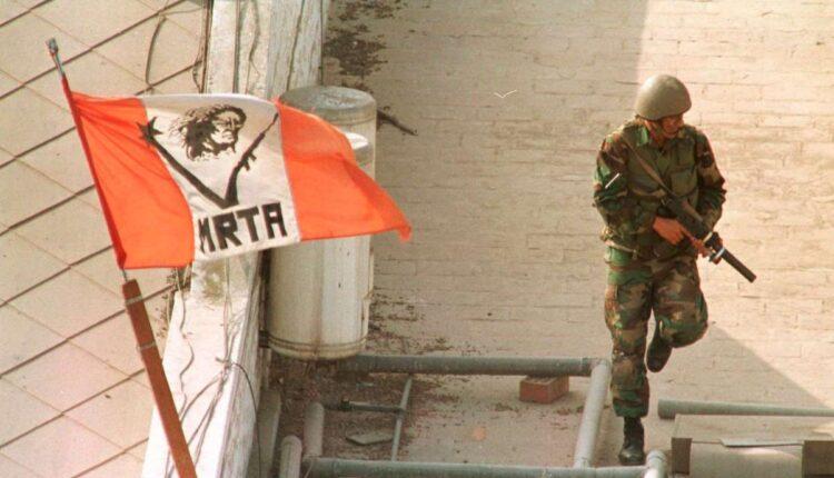 Dünyayı sarsan MRTA eylemi 126 gün sürdü